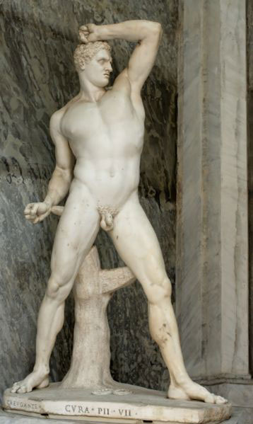 Ancient greek nudes — pic 11